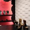 500*500mm 3D MDF Board Decorative Wall Panels For Interior Design