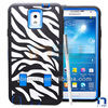 New Cell Phone For Samsung Galaxy Note3 N9000 Hard Case 3 in 1 Hybrid Rubber Impact Case Cover