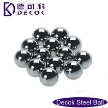 1/4 inch carbon steel ball for weight