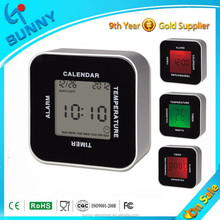 GP3160 with 4 sides functions multifunction table clocks