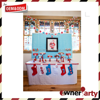 Cheap Convenient Hanging Beautiful Christmas Party Supplies