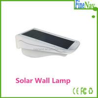 High Lumen Waterproof Outside Wall Light Solar Wall Light
