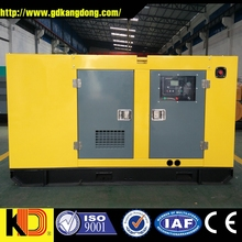 Weifang silent diesel genset made in China