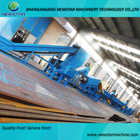Plastic recycling machine waste PE PP film bag recycle washing line