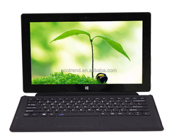 10 inch android tablet pc laptop with detachable keyboard