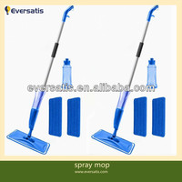 easy cleaning microfiiber spray mop