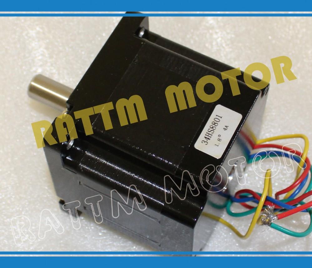 Купить NEMA34 ЧПУ шагового двигателя 78 мм/508 Oz в шаговый двигатель/4.0A