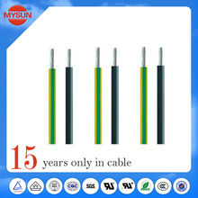 UL ROSH approved High temperature silicone 1.5 mm copper wire