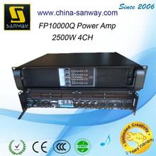 FP10000Q 4 Channel Line Array Power Amplifier
