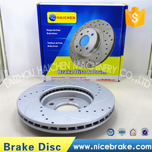 China customized high quality brake disc factory OE43512-50230
