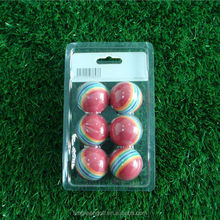 Wholesale High Quality Blank Golf Ball For Training or Profession Game