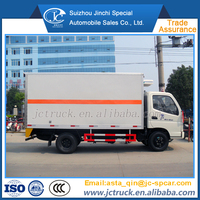 Hot and Famous 16 cubic meters used refrigerated van for sale supplier in China