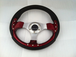 13 inch / 14 inch drifting car steering wheel