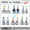 CE RoHS PSE FCC approved (6400LM LED Headlight for car and motorcycle) CST LED Projector 9004