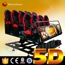 Children's favourite 5d cinema 5d simulator with animition and ocean movies