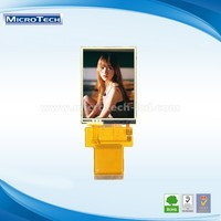 Brand sale for mobile phone 2.4 inch MCU(P) LCD panel