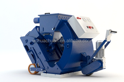 2015 China best tunnel pavement shot blasting machine