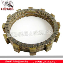 Motorcycle Clutch Fiber RX100, Clutch Friction Plate B07 Non-asbestos China Manufacture