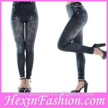 2014 venta al por mayor baratos spandex lycra leggings