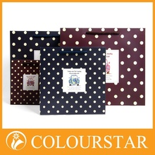 10% discount in first order texture paper bags