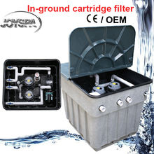 Full set pool system swimming accessories circulation/filter/ light /disinfect swimming pool equipment