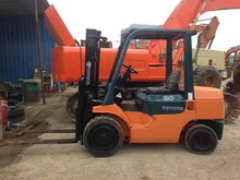 used forklift,TOYAOTA 3ton second-hand forklift truck ,FD30T-16