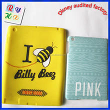 Alibaba express hot design best quality new products on china market silicone minion case for ipad 2 3 4
