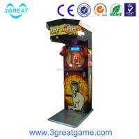 Hot electric boxing king boxing simulator game machine