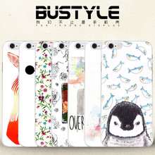 Phone case for iPhone 5s 6 plus high quality silicone soft mobile cover