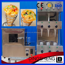 2015 hot selling stainless steel automatic pizza cone maker