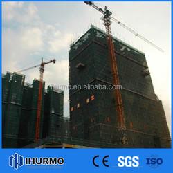 travelling tower crane