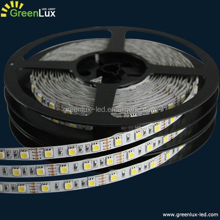 12v 24v iluminacion tiras de led flexible strip light 5050 - Tiras luces led ...