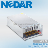 12v ac-dc 500W CE CB ROHS constant voltage type atx led switching power supply 500W for leds