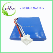 2015 New Product 12v lithium battery 10Ah high quality 18650
