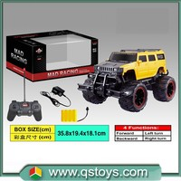 2015 hot rc toy 1:16 scale rc car with 4 functions