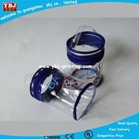high quality guangzhou hot sale pvc/sheer cosmetic bag