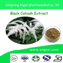 GMP Supplier provide high quality Natural Black Cohosh Plant Extract/Black Cohosh Root Extract/Black Cohosh Powder