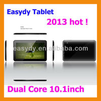 2013 hottest A20 dual core tech pad 10 inch android tablet pc android 4.2