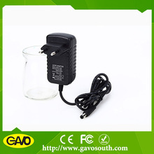 High Efficiency 12V 2A ac dc adapter with KC certification