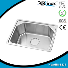stainless steel stamping sink, sink hole cover