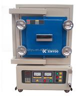 1700.C dental lab atmosphere furnace for sintering zirconia Cr ceramic 1L capacity