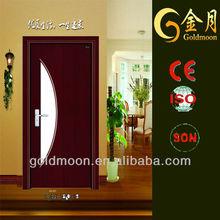 crescent moon pattern on glass door GM-6019