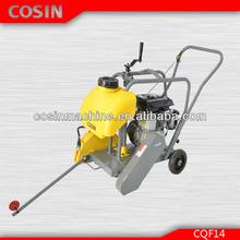 Cosin CQF14 cut off concrete saw, asphalt cutter, concrete road cutter