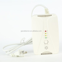 Lpg gas leak detector alarm with fashion elegant design for home use for lpg gas leak and alarms