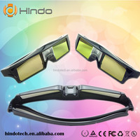 hindo dlp link 3D glasses for BenQ W1070 and W1080 Projectors kx30