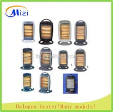 400W/800W/1200W/1600W electric halogen heater