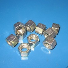 """Grade 8-9 Extra Thick Hex Nuts 180K PSI High Strength 5/8""""-11 50PCS"""