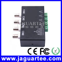 The real deal 4ch video transceiver utp wireless video balun prices