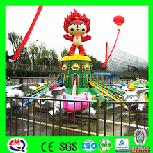 High class theme park dumbo ride China event promotions now