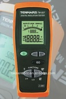 Insulation Tester TM-507 EN61557, EN61010-1 CAT IV 600V 4 digits LCD display